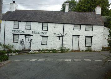 Thumbnail Pub/bar for sale in Llanbedr Y Cennin, Conwy