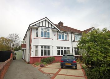 Thumbnail 4 bed semi-detached house for sale in Kirkstall Road, Birkdale, Southport