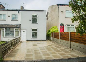 Thumbnail 2 bed end terrace house to rent in Bolton Road, Worsley, Manchester