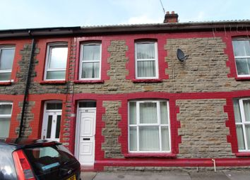Thumbnail 2 bedroom terraced house for sale in Meadow Street, Llanhilleth, Abertillery