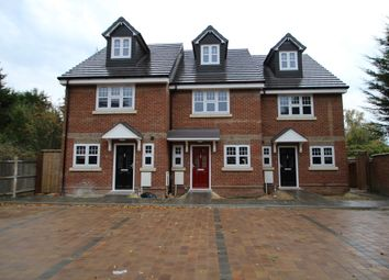 Thumbnail 3 bed end terrace house to rent in London Road, Camberley