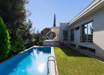 Thumbnail 4 bed villa for sale in Spain, Sitges, Vallpineda / Santa Barbara, Sit8318