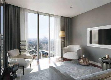 Thumbnail 2 bed flat to rent in Sky Gardens, Nine Elms, London