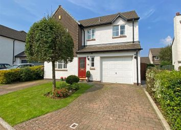 Thumbnail 4 bed detached house for sale in The Hawthorns, Scotforth, Lancaster