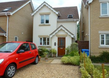 Thumbnail 3 bed detached house to rent in Centurion Close, Off Hamilton Road, Poole