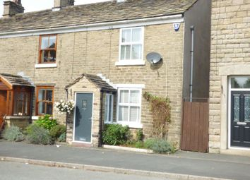 Thumbnail 2 bed terraced house for sale in Hawk Green Road, Marple, Stockport