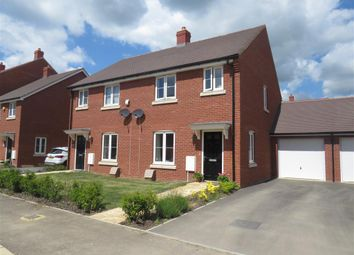 Thumbnail 3 bed semi-detached house for sale in Merryweather Street, Aylesbury