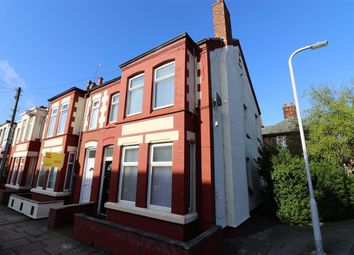 Thumbnail 3 bedroom end terrace house for sale in Valkyrie Road, Wallasey