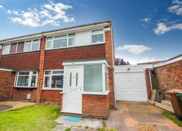 Thumbnail 3 bed semi-detached house for sale in Kewstoke Road, Willenhall