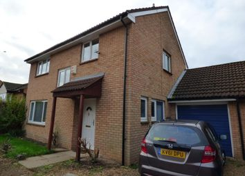 Thumbnail 4 bedroom detached house for sale in Kempston, Beds