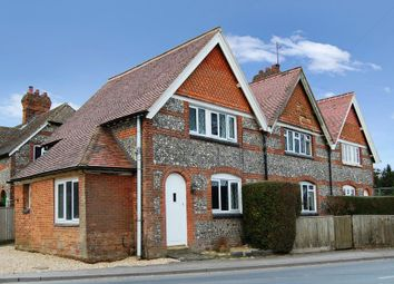 Thumbnail 2 bed end terrace house for sale in The Green, Baydon, Marlborough