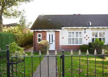 Thumbnail 2 bedroom semi-detached bungalow for sale in Oakapple Close, Bedlington