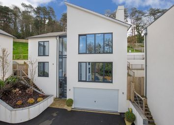 Thumbnail 4 bedroom detached house for sale in Highcroft, Duryard, Exeter