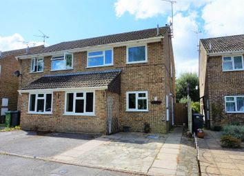 Thumbnail 3 bed semi-detached house for sale in Gorsedown Close, Whitehill, Bordon