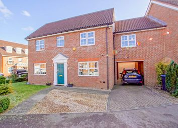 Thumbnail 4 bed link-detached house for sale in Beauchamps, Welwyn Garden City