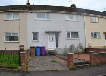 Thumbnail 3 bedroom terraced house for sale in 13 Pladda Road, Saltcoats