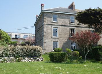 Thumbnail 1 bedroom flat to rent in Chymorvah West, Marazion