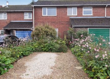 3 bed terraced house for sale in Clarkes Close, Chard TA20