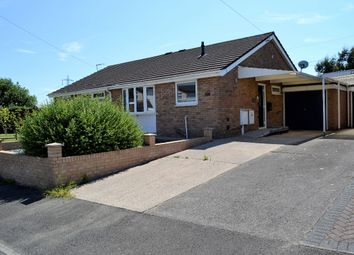 Thumbnail 2 bed bungalow for sale in Osprey Drive, Caldicot