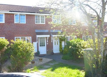 Thumbnail 2 bedroom terraced house to rent in Home Mead, Denmead, Waterlooville