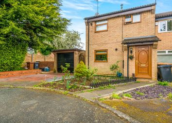 Thumbnail 3 bed semi-detached house for sale in Hamsterly Park, Southfields, Northampton