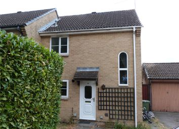 Thumbnail 2 bed end terrace house to rent in Chatton Close, Lower Earley, Reading, Berkshire