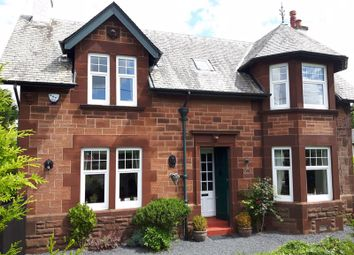 Thumbnail 5 bed detached house for sale in Linwood Road, Paisley