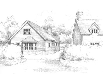 Thumbnail 3 bed detached house for sale in Chiddingfold, Godalming, Surrey