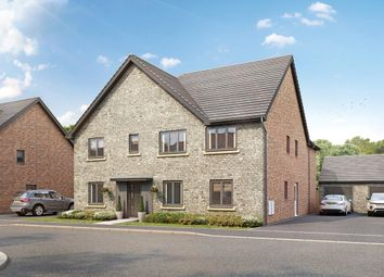 Thumbnail 5 bed detached house for sale in Grasslands Close, Witney, Oxfordshire
