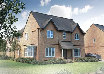 "Thumbnail 4 bed detached house for sale in ""The Osterley"" at Furlongs, Drayton, Abingdon"