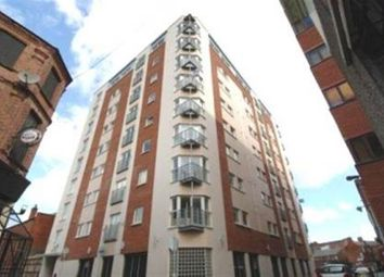 Thumbnail 2 bed flat to rent in Kent Street, Belfast
