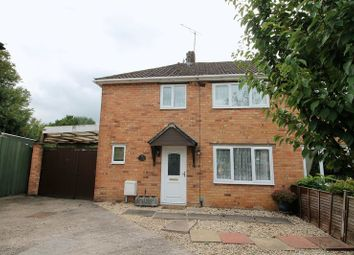 Thumbnail 3 bed semi-detached house for sale in Bryerland Road, Witcombe, Gloucester