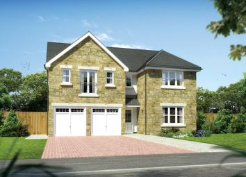 "Thumbnail 5 bed detached house for sale in ""Kingsmoor"" at Hunter's Meadow, 2 Tipperwhy Road, Auchterarder"