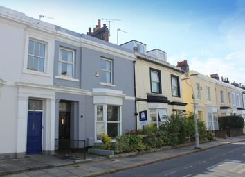 Thumbnail 6 bed terraced house to rent in Hillside Crescent, Mutley, Plymouth