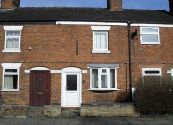 Thumbnail 2 bedroom terraced house to rent in Newfield Street, Sandbach