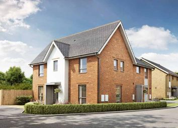 "Thumbnail 3 bedroom semi-detached house for sale in ""Morpeth"" at Marsh Lane, Harlow"