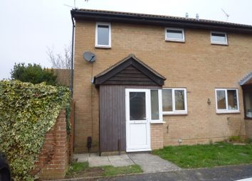 Thumbnail 1 bed semi-detached house to rent in Plumpton Grove, Waterlooville