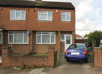 Thumbnail 3 bed end terrace house for sale in Cranford Drive, Hayes