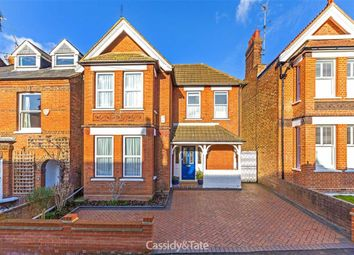 Thumbnail 3 bed detached house for sale in Worley Road, St Albans, Hertfordshire