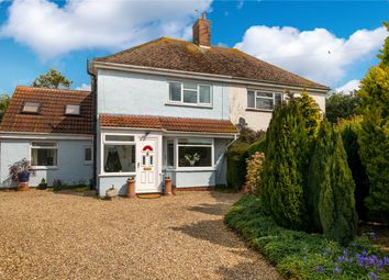 Thumbnail 4 bed semi-detached house for sale in Grantham Road, Ropsley, Grantham