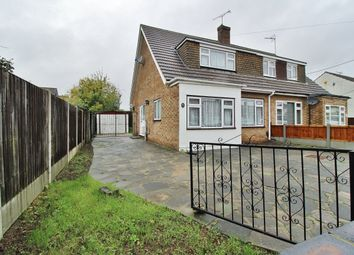 Thumbnail 2 bed semi-detached house for sale in Sydney Road, Benfleet
