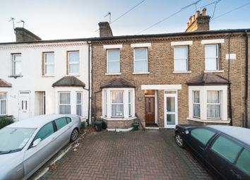 Thumbnail 3 bed terraced house to rent in Cowley Mill Road, Middx