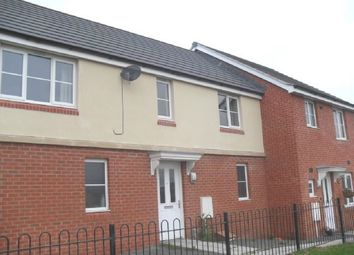 Thumbnail 2 bed flat to rent in Park View, Saxon Gate, Hereford