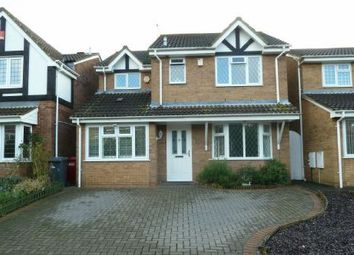 Thumbnail 4 bed detached house for sale in Maplin Park, Slough, Langley