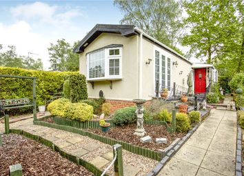 Thumbnail 2 bed bungalow for sale in Fangrove Park, Lyne, Chertsey