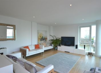 Thumbnail 3 bedroom flat to rent in Bridge House, St. George Wharf, Vauxhall