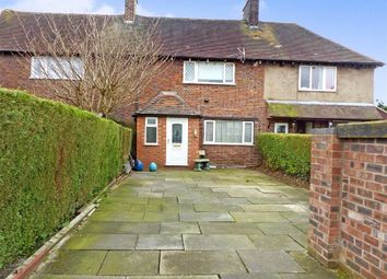 Thumbnail 2 bed terraced house for sale in Farm Road, Rudheath, Northwich, Cheshire