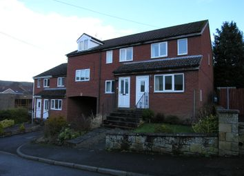 Thumbnail 2 bed terraced house to rent in Croft Road, Rothbury, Morpeth, Northumberland