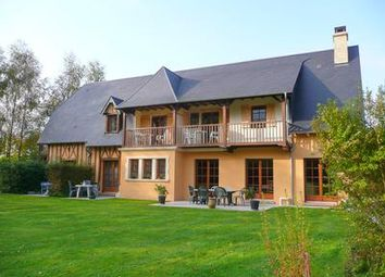 Thumbnail 6 bed property for sale in Gonneville-Sur-Honfleur, Calvados, France