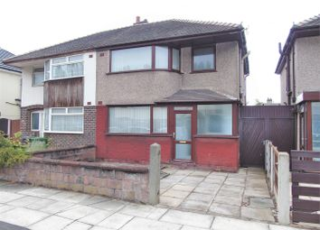 Thumbnail 3 bed semi-detached house for sale in Mostyn Avenue, Aintree Village, Liverpool